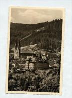 Carte Forbach  Sanatorium - Forbach