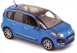 Citroën C3 Picasso - 2009 - Bleu Belle-Ile - Norev - Norev
