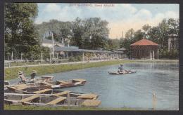 ROMANIA - Buzias, Buziasfurdo, Old Postcard - Romania