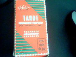 Tarot Spécial Cercle Dos écossais , Ducale , 78 Cartes - Carte Da Gioco