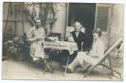 "Afrique Tunisie ?  Carte Photo à Identifier  Inscription Au Dos ""Guelina ? 30 Mai 1928 "" *PRIX FIXE - A Identifier"