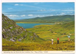 Ireland Ballinskelligs Bay And Waterville From Coomikista Pass Ring Of Kerry - Other