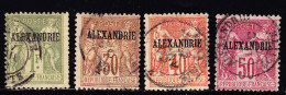 N°12/13, 15/16 - N°16 Défx (non Compté) - Sinon TB - Used Stamps