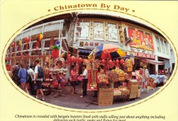 Chinatown By Day - Singapore