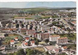 1 CPSM DE MONTBELIARD  VUE AERIENNE     BON ETAT + PORT - Montbéliard