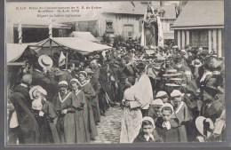 Fêtes Du Couronnement De Notre - Dame De Grâce . 19 Juin 1913 . Départ De Sainte - Catherine . - Honfleur