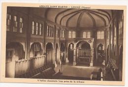 Ligugé : L Eglise Claustrale - Autres Communes