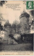 Cpa  COMBOURG Le Chateau Feodal - Combourg