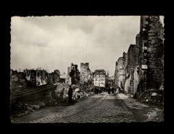29 - BREST - Bombardements - Ruines - - Brest