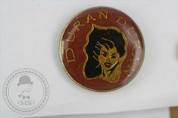 Duran Duran - Pin Badge #PLS - Música
