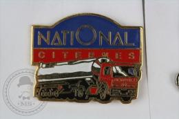 National Citernes Renault - Truck Pin Badge #PLS - Transportes
