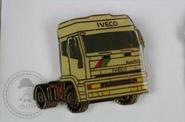IVECO Five Tech - Truck Pin Badge #PLS - Transportes