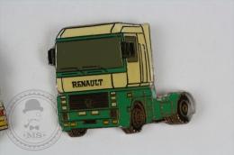 Renault Truck - Pin Badge #PLS - Transportes