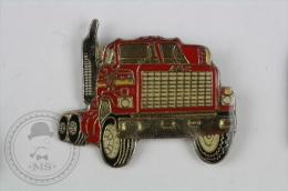 ABC American Truck - Pin Badge #PLS - Transportes