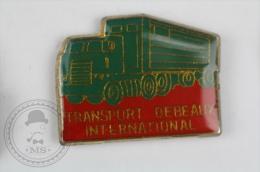 Transport Debeaux International - Pin Badge #PLS - Transportes