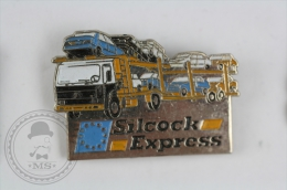 Silcok Express - Pin Badge #PLS - Transportes
