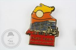 Road Train Truck, Northern Territory - Pin Badge #PLS - Transportes