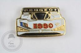 Racing Car Peugeot ESSO - Pin Badge #PLS - Otros