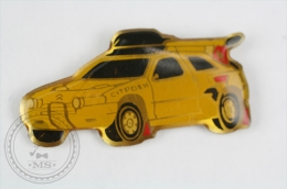 Citroen Rally Car - Pin Badge #PLS - Rallye