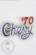 Chevy ´70 - Pin Badge #PLS - Pin