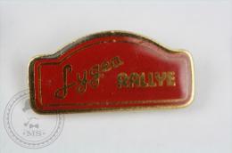 Lygea Rally - Pin Badge #PLS - Rallye