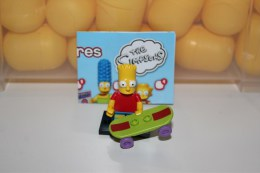 Lego Minifigures = Série  Simpsons = Bart - Figurine