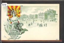 GENEVE - CONCOURS INTERNATIONAL DE MUSIQUE 1909 - TB - GE Genève