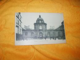 CARTE POSTALE ANCIENNE CIRCULEE DE 1918. /  PARIS - LE PALAIS DU SENAT. ND PHOT. - France