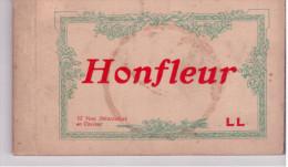 Honfleur - Carnet 12 CP Complet - Honfleur