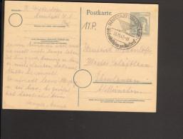 BRD Ortswerbestempel Von Neustadt Waldnaab 1947 Auf Ganzsache P 962 - [7] République Fédérale