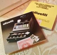 SCATOLA FIAMMIFERI INTEGRA PUBBLICITA OLIVETTI SAFFA MINERVA 24/95 CERINI - Scatole Di Fiammiferi