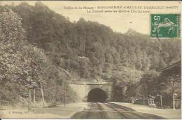 CPA De MONTHERME CHATEAU REGNAULT BOGNY - Le Tunnel Sous Les Quatre Fils Aymon. - France
