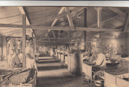 Soltau, L'Hôpital, Het Lazaret (pk14598) - Guerre 1914-18