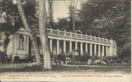 CPA De AUDINAC LES BAINS - Ligne De Tramways De St Girons à Ayer Les Eaux Minérales. - France