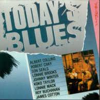 * LP *  TODAY'S BLUES Vol.1 - Various Artists - Blues