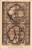 Sainte Anna D'Auray : Vitrail De L Oratoire - Sainte Anne D'Auray