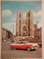 Ford Customline Victoria ´56, Bruxelles - Turismo