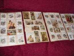 lot de 86 Chromos Liebig (23) (2 s�rie de 6) rare s�rie guerre Chine(20) guerre transwaal (20) Oiseaux Arlatte NW43 lot1
