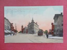 - New York> Long Island  Astoria   Junction Flushing & New Town     Ref 1539 - Long Island