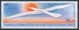French Antarctic (FSAT), Bird By Folon, 1990, MNH VF  Air Post - Airmail