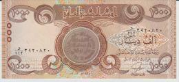 Iraq p.93b 1000 dinars 2014 unc