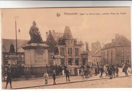 Philippeville, Statue De Marie Louise, Première Reine Des Belges (pk14642) - Philippeville