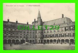 DEN HAAG, NETHERLAND - S'GRAVENHAGE, BINNENHOF MET 1e KAMER - E. & B. - GRAND BAZAR DE LA PAIX - ANIMATED - - Den Haag ('s-Gravenhage)