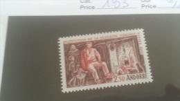 LOT 227312 TIMBRE DE ANDORRE NEUF** N�183 VALEUR 11,5 EUROS