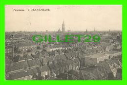 DEN HAAG, NETHERLAND - S´GRAVENHAGE, PANORAMA - E. & B. - GRAND BAZAR DE LA PAIX - ANIMATED - - Den Haag ('s-Gravenhage)