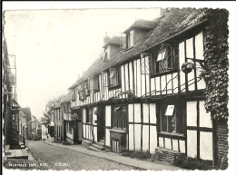Cp, Angleterre, Rye, Mermaid Inn, Voyagée 1956 - Rye