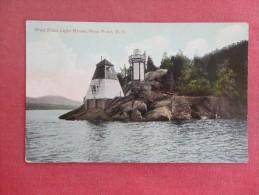New York> West Point  Light House     Ref 1539 - NY - New York