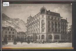 ENGELBERG - GRAND HOTEL - TB - OW Obwald
