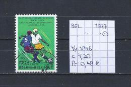 België 1977 - YT 1846 Gest./obl./used - Usati