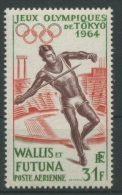 Wallis Und Futuna 1964 Olympiade Tokio 205 Postfrisch (R2417) - Wallis Und Futuna